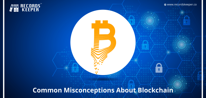 Common Misconceptions about Blockchain