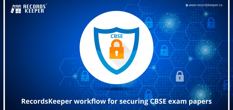 How RecordsKeeper Blockchain Can Help in Preventing CBSE Exam Leak